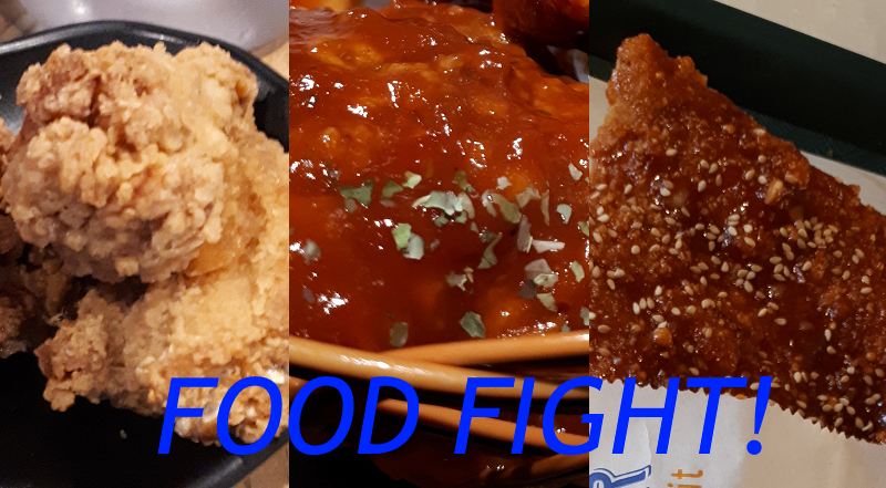 FoodFight-FriedChicken